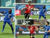 اهداف مباراة الأهلى و طلائع الجيش فى الدورى الممتاز