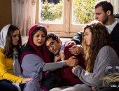 """شاهد كواليس عمرو سعد ومحمد لطفى وأبو رية فى مسلسل """"بركة"""""""
