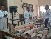 وزيرة التضامن من أسيوط: تطوير ورش الأجهزة التعويضية لرسم البسمة على وجوة المعاقين