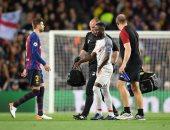نابى كيتا يغيب عن ليفربول حتى نهاية الموسم بعد إصابته أمام برشلونة
