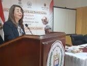 وزيرة التضامن من أسيوط: مليون مصرى يستخدمون الأطراف الصناعية