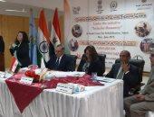 """سفير الهند بالقاهرة: نتعاون مع """"التضامن"""" لتقديم 500 طرف صناعى للمعاقين"""