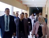 تعليم الإسكندرية: مسح طبى لأمراض السمنة والتقزم لطلاب الإعدادية خلال الامتحانات