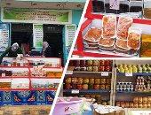 """""""الزراعة"""" تحارب غلاء الأسعار.. ضخ كميات كبيرة من السلع الغذائية بـ140 منفذًا وشادرًا.. الفول بـ 20 جنيهًا واللحمة البلدى بـ 90 والأرز بـ8 والسكر بـ7 و""""فرختين حشو"""" بـ 38.. وعروض خاصة لشنطة رمضان (صور)"""