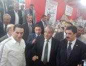 وزير التموين يفتتح معرض سوبر ماركت أهلا رمضان.. وفتح 925 منفذا للبيع بأسعار مخفضة