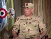 قائد قوات حرس الحدود فى لقاء حصرى مع محمد الباز فى 90 دقيقة السبت