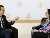 """مايا مرسى: """"الوطنية لحقوق الإنسان"""" تأخذ فى الاعتبار استراتيجية تمكين المرأة"""