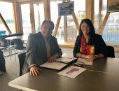 وزيرة السياحة لمجلة سويسرية: نستهدف تنويع الأسواق المصدرة للسياحة إلى مصر