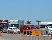 تحرير 1067 مخالفة مرورية متنوعة بكفر الشيخ