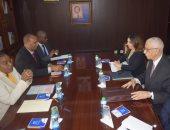 السفير حمدى لوزار يبحث مع وزيرة خارجية كينيا الأوضاع فى منطقة القرن الإفريقى