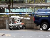 الشرطة البريطانية تستجوب رجلا بشأن طرود مريبة فى مانشستر