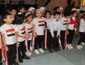 تكريم روضات الأطفال الفائزة فى مسابقة المدينة المرورية