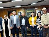 منطقة الإسكندرية تكرم المشاركين فى اليوم العالمى لتنس الطاولة