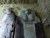 س وج.. كل ما تريد معرفته عن اكتشاف مقبرة لكاهنين بعصر الدولة القديمة بالهرم