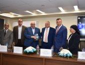 رئيس جامعة عين شمس يفتتح تجديدات وحدة الأشعة بالدمرداش بـ25 مليون جنيه