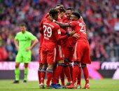 التشكيل الرسمى لمباراة لايبزيج ضد بايرن ميونخ فى الدوري الألماني