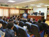 وزير التعليم العالى يعقد اجتماعا مع رؤساء ونواب اتحادات الطلاب بالجامعات الحكومية