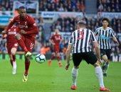 عقدة أنفيلد تطارد نيوكاسل يونايتد ضد ليفربول فى الدوري الانجليزي