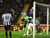 إنتر ميلان يسقط فى تعادل جديد أمام أودينيزي بالدوري الإيطالي