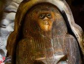 اكتشاف مقبرة لكاهنين من عصر الدولة القديمة فى الهرم
