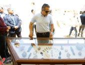 وزير الآثار:  الرئيس السيسى يدعم الآثار بشكل كبير