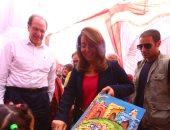 غادة والى: تكافل وكرامة حقق تأثيرا إيجابيا على الأسر فى مصر