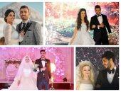 قصة صور .. سنة أولى رمضان لعرسان الكرة فى القفص الذهبى