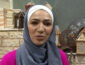 أردنية من مهندسة ديكور إلى بائعة زينة رمضان.. وتؤكد: حققت حلمى