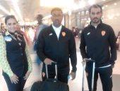 فريق القادسية السعودى يغادر القاهرة متوجها إلى الدمام