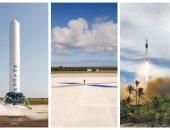 تعرف على مراحل تطور صواريخ Space X فى 6 صور