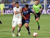 هويسكا ثانى الهابطين فى الدوري الإسباني بعد سداسية فالنسيا