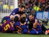 أفضل 10 أرقام حققها برشلونة فى الموسم الكارثى.. فيديو