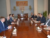 وزير الخارجية يبحث مع مسؤول أوروبى إمكانية إقامة تعاون ثلاثى فى أفريقيا