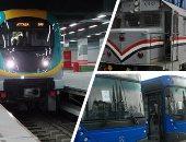 الحكومة تناقش توفير تمويل مشروعات السكة الحديد والطرق وتطوير الموانئ