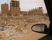 قارئ يشكو من انتشار أكوام القمامة بمنطقة المساكن بالشرقية