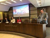 مدير مهرجان جرش يواصل تحضيراته للدورة الجديدة بلقاءات ثقافية فى بيروت