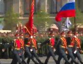 شاهد.. الساحة الحمراء فى موسكو تنهى استعداداتها للاحتفال بيوم النصر