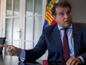لابورتا يستغل سقوط برشلونة الأوروبى.. ويعلن عن ترشحه لانتخابات البارسا