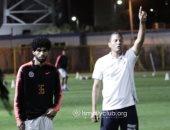 محمود جابر  يقرر تصعيد هداف الناشئين فى الاسماعيلى