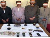 الأمن ينتفض ضد تجار المخدرات برمضان.. ضبط 4 كيلو أفيون و 9 الآف قرص
