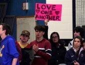 صور.. مئات الطلاب يحتشدون فى كولورادو للمطالبة بالحد من انتشار السلاح