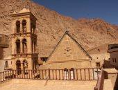 تعرف على أعمال المرحلة الثانية من ترميم وادى دير سانت كاترين فى جنوب سيناء
