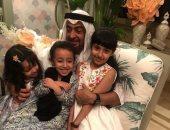فرح قلوبهم.. محمد بن زايد أيقونة المحبة لأطفال الإمارات فى رمضان.. فيديو