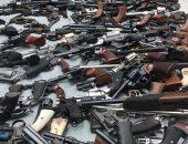 حبس 3 عاطلين بتهمة حيازة أسلحة نارية فى المطرية