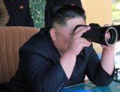 صور.. زعيم كوريا الشمالية يشرف على مناورات أجرها جيشه
