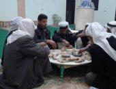 مجالس ودواوين بدو سيناء.. ساحات يتوارث فيها الأجيال إحياء طقوس رمضان