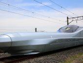 اليابان تطلق أسرع قطار طلقة فى العالم ..فيديو وصور