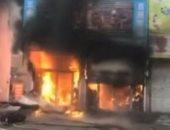 السيطرة على حريق داخل محكمة فى إمبابة دون إصابات