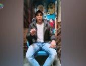 كنت مدمنا.. أحمد فضل الأستروكس على المدرسة والكورة والسبب أصحاب السوء