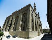 """""""مسجد الرفاعى"""" مدفن الملوك والأولياء وحضارة تستهوى القلوب فى رمضان"""